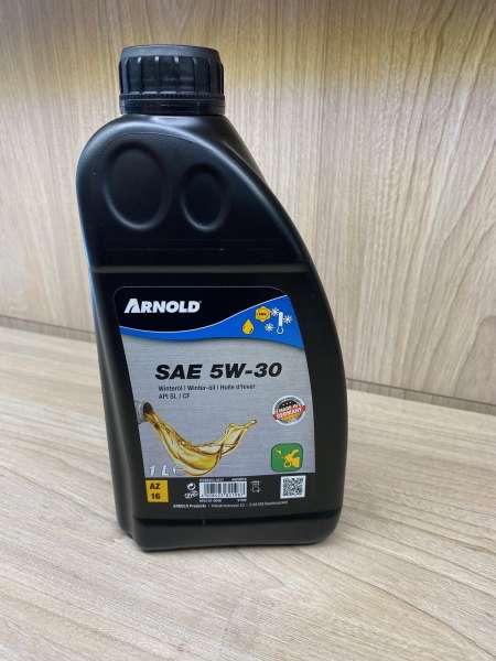 MTD 4-Takt Winteröl SAE 5W-30 1 Liter - 6012-X1-0040